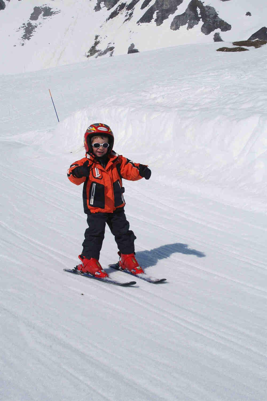 Comment faire du ski avec un bébé ?