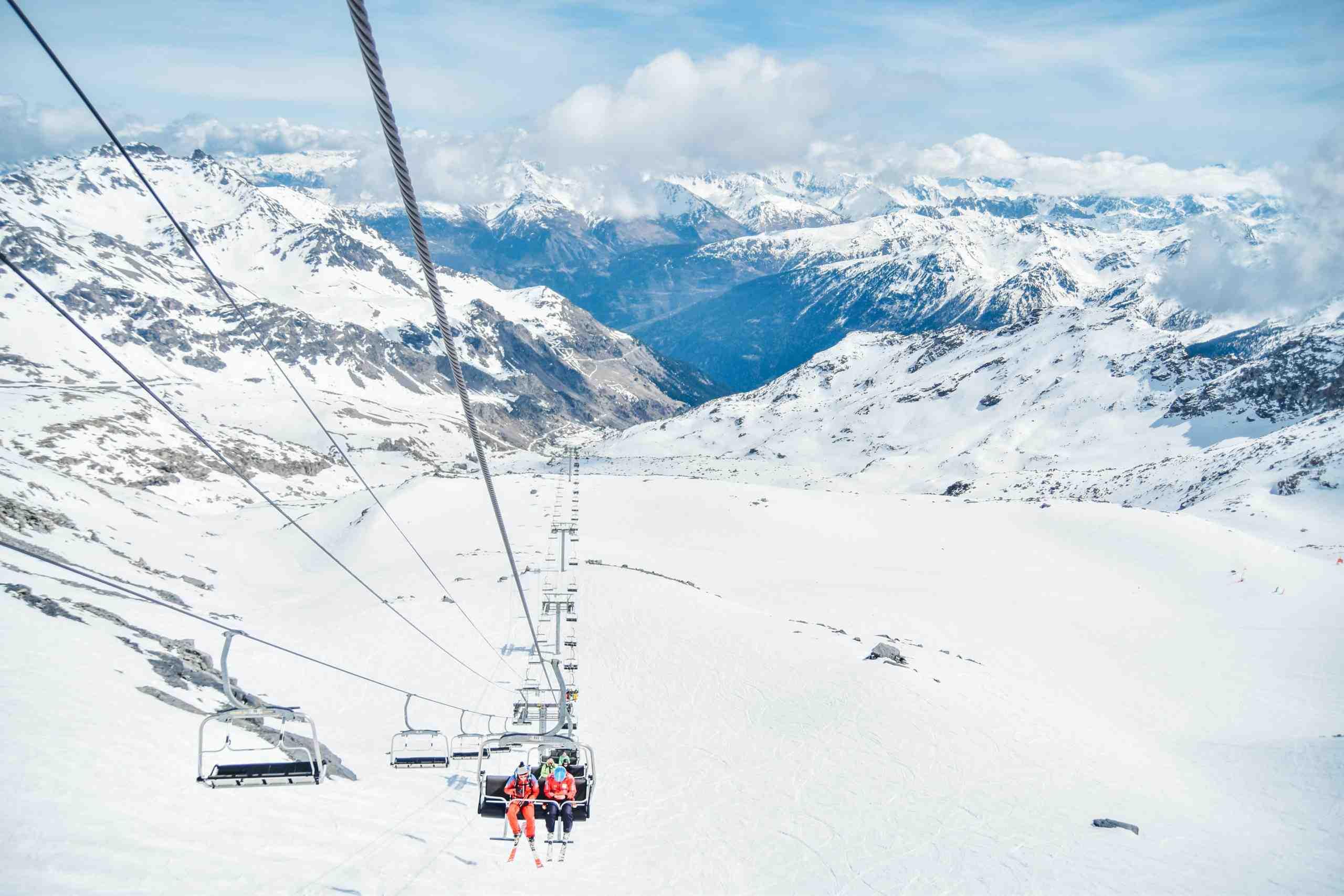 Comment on écrit le ski ?