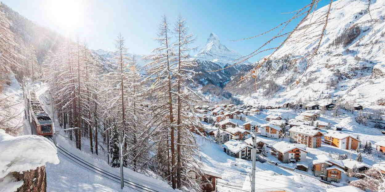 Où aller à la montagne en décembre ?