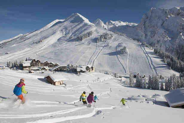 Où aller au ski en février ?