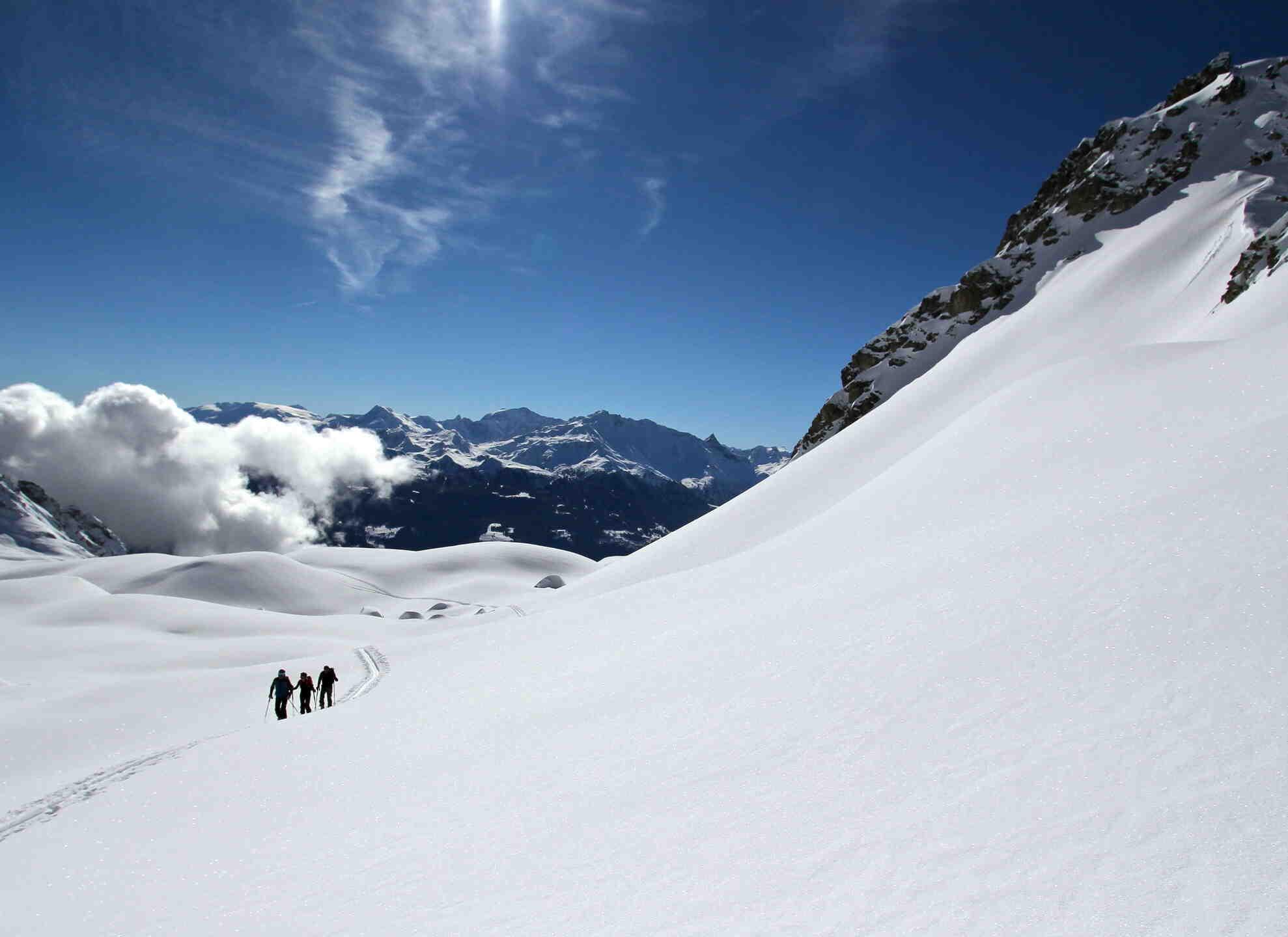 Où l'on peut pratiquer le ski ?