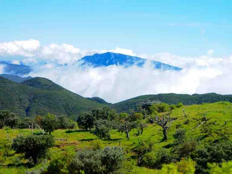 Où partir en montagne en décembre ?