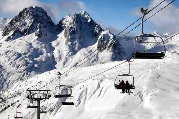 Ou skier en décembre en Europe ?