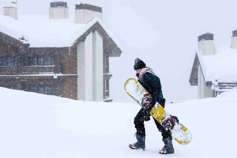 Quand aller au ski en France ?