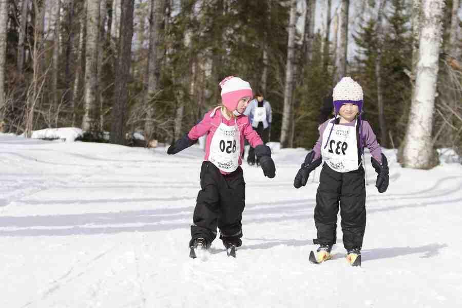 Quel âge commence le ski ?